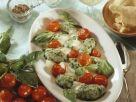 Spinatgnocchi mit Cherrytomaten Rezept