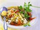 Spitzkohl-Senf-Suppe Rezept