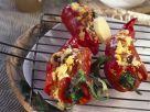 Spitzpaprika mit Füllung aus Couscous, Pinienkernen und Rosinen Rezept