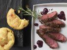 Steak in der Gewürzkruste Rezept