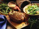 Steak mit Pfeffersoße Rezept
