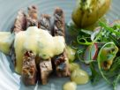 Steak vom Grill mit Bearnaise Rezept