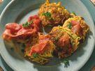 Steckrüben-Zucchini-Puffer Rezept