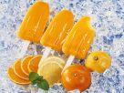 Stieleis Mandarine-Zitrone (vegetarisch) Rezept