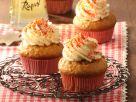 Stollen-Cupcakes mit Frischkäse-Frosting Rezept