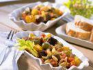 Süß-saures Gemüse mit Rosinen aus Italien Rezept