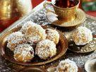 Süße Kichererbsenbällchen Rezept