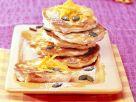 Süße Kürbis-Pancakes Rezept