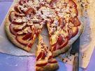 Süße Pflaumen-Pizza Rezept