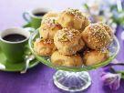 Süße Pistazienbrötchen Rezept