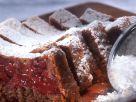 Süßer Schwarzbrot-Kirschkuchen Rezept