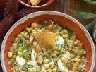 Suppe mit Mais und Chips Rezept