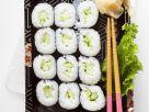 Sushi mit Gurke Rezept