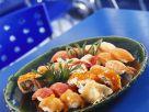 Sushi-Platte Rezept