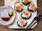 Sushi-Schiffchen Rezept
