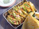 Tacos mit Avocado-Geflügelsalat Rezept