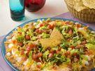 Tacos mit Bohnen-Gemüsedip Rezept