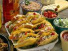 Tacos mit Hähnchenfüllung Rezept