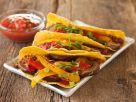 Tacos mit Pilzen Rezept