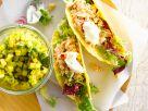 Tacos mit Thunfisch und Avocadosalat Rezept