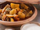 Tajine mit Lamm und Topinambur-Gemüse Rezept