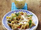 Teigtaschen mit Joghurtsoße auf türkische Art Rezept