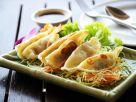 Teigtaschen mit Schweinefleischfüllung auf japanische Art Rezept