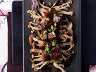 Teriyaki-Rindfleisch mit Pilzen Rezept