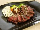 Teriyaki-Steaks Rezept