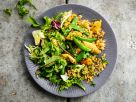 Thailändischer Reissalat mit Pute und Blattsalat Rezept