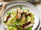 Thailändischer Salat mit Hühnchen Rezept