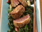 Thunfisch auf Mangold Rezept