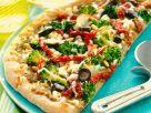 thunfisch-Pizza mit Brokkoli und Tomaten Rezept