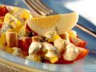 Thunfischsalat mit Kräutersauce Rezept