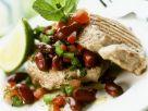 Thunfischsteak mit Kidneybohnen-Salat Rezept