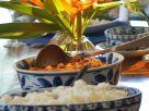 Tintenfisch-Tomateneintopf Rezept