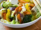 Tofu-Gemüse aus dem Wok Rezept