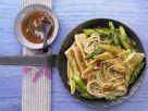 Tofu-Nudelpfanne Rezept