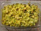 Tofu-Zucchini-Auflauf Rezept