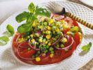 Tomaten-Gemüsesalat Rezept