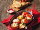 Tomaten mit Eiern gefüllt Rezept