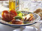 Tomaten mit Mozzarella Rezept