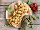 Tomaten-Mozzarella-Brot Rezept