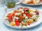Tomaten-Pfifferlingssalat Rezept