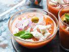 Tomatenkaltschale Rezept
