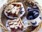 Topfenkuchen mit Zwetschgen Rezept