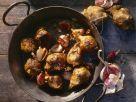 Topinambur mit Knoblauch aus der Pfanne Rezept