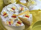 Torte in Schmetterlingsform Rezept