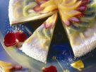 Torte mit tropischem Obst Rezept