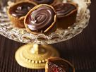 Torteletts mit Schokoladencreme Rezept